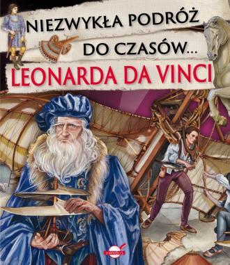 Niezwykła podróż do czasów Leonarda - okładka książki