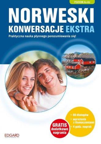 Norweski. Konwersacje ekstra - okładka podręcznika