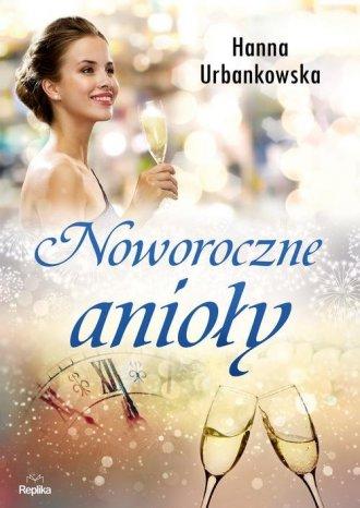 Noworoczne anioły - okładka książki