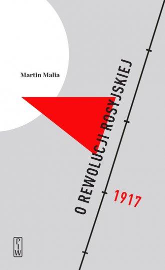 O rewolucji rosyjskiej - okładka książki