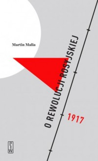 O rewolucji rosyjskiej - Martin - okładka książki
