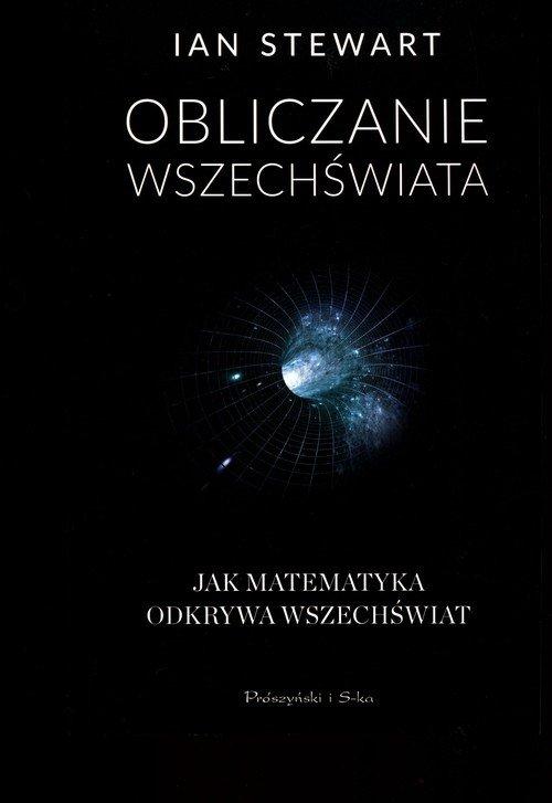 Obliczanie Wszechświata. O tym - okładka książki