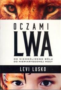 Oczami Lwa - okładka książki