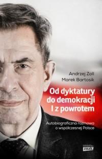 Od dyktatury do demokracji I z - okładka książki