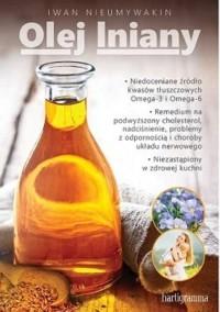 Olej lniany - okładka książki