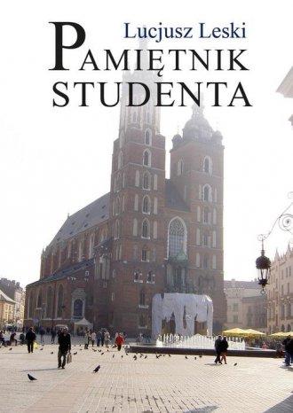 Pamiętnik studenta - okładka książki