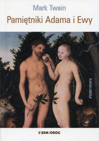 Pamiętniki Adama i Ewy - okładka podręcznika