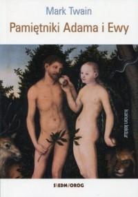 Pamiętniki Adama i Ewy - okładka książki