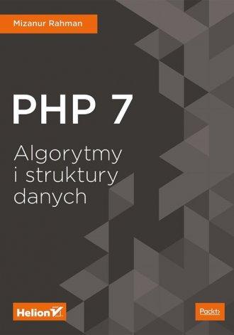 PHP 7 Algorytmy i struktury danych - okładka książki