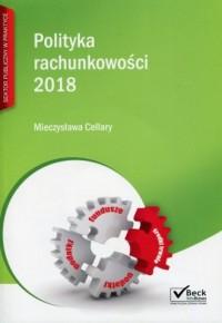 Polityka rachunkowości 2018. Sektor - okładka książki