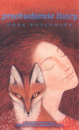 Przebudzenie lisicy - okładka książki