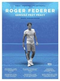 Roger Federer Geniusz przy pracy - okładka książki