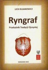 Ryngraf przekaźnik tradycji ojczystej - okładka książki
