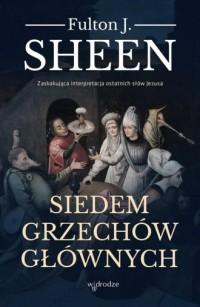 Siedem grzechów głównych - J. Sheen - okładka książki
