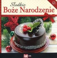 Słodkie Boże Narodzenie. Kolekcja - okładka książki