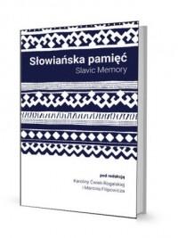 Słowiańska pamięć - okładka książki