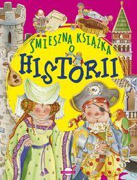 Śmieszna książka o historii - okładka książki