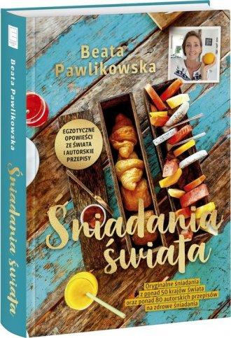 Śniadania świata - okładka książki