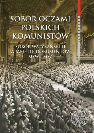 Sobór oczami polskich komunistów. - okładka książki