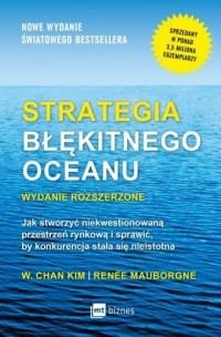 Strategia błękitnego oceanu. Jak - okładka książki