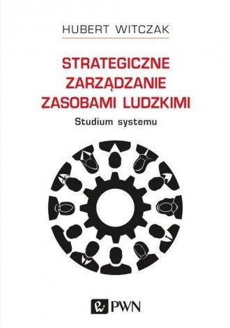 Strategiczne zarządzanie zasobami - okładka książki
