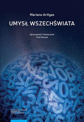 Umysł Wszechświata - okładka książki