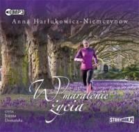 W maratonie życia - pudełko audiobooku