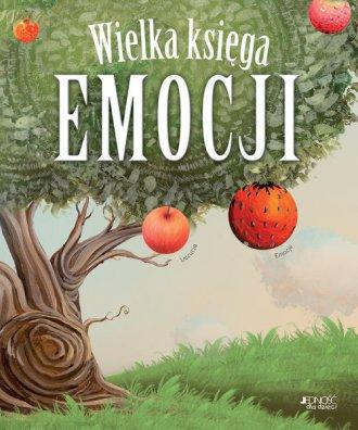 Wielka księga emocji - okładka książki