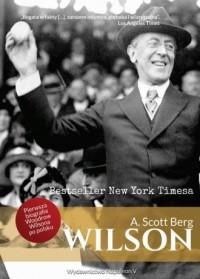 Wilson - A. Scott Berg - okładka książki