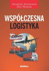 Współczesna logistyka - okładka książki