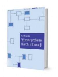 Wybrane problemy filozofii informacji - okładka książki