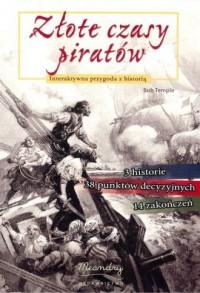 Złote czasy piratów - okładka książki
