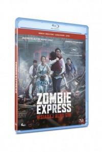 Zombie Express Blu-Ray. Wsiadaj albo giń - okładka filmu