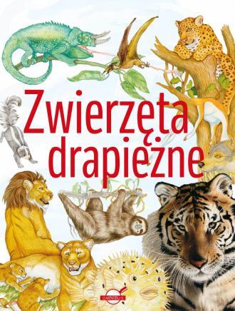 Zwierzęta drapieżne - okładka książki