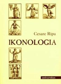Ikonologia - okładka książki