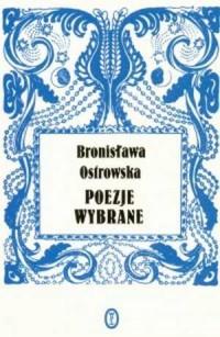 Poezje wybrane - okładka książki