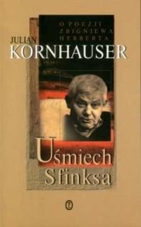 Uśmiech Sfinksa - Julian Kornhauser - okładka książki