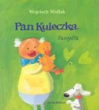 Pan Kuleczka. Skrzydła - okładka książki