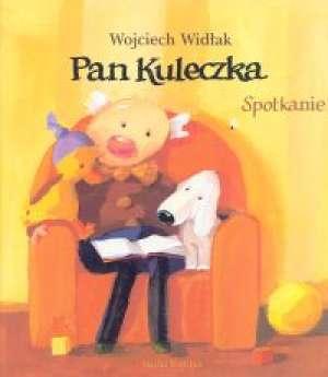 Pan Kuleczka. Spotkanie - okładka książki