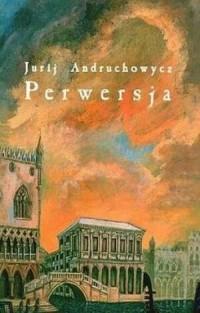 Perwersja - okładka książki