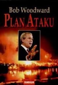 Plan Ataku - okładka książki
