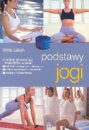 Podstawy jogi - okładka książki