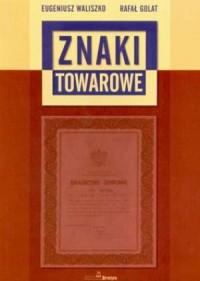 Znaki towarowe - okładka książki