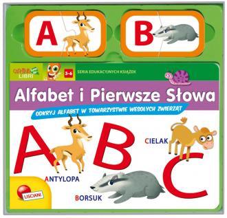 Alfabet ABC - okładka książki
