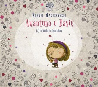 Awantura o Basię - pudełko audiobooku
