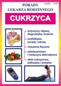 Cukrzyca. Porady Lekarza Rodzinnego - okładka książki