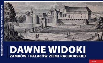 Dawne widoki zamków i pałaców ziemi - okładka książki