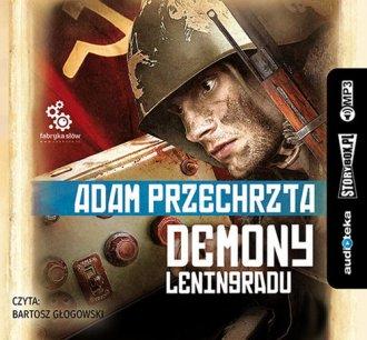 Demony Leningradu - pudełko audiobooku
