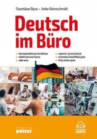 Deutsch im Büro - okładka książki