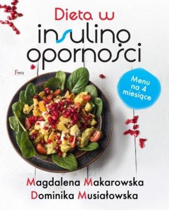 Dieta w insulinooporności. Dieta - okładka książki